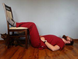 Ćwiczenie ból dolnego odcinka pleców