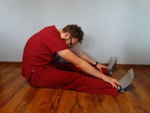 Ćwiczenie - ból dolnego odcinka pleców