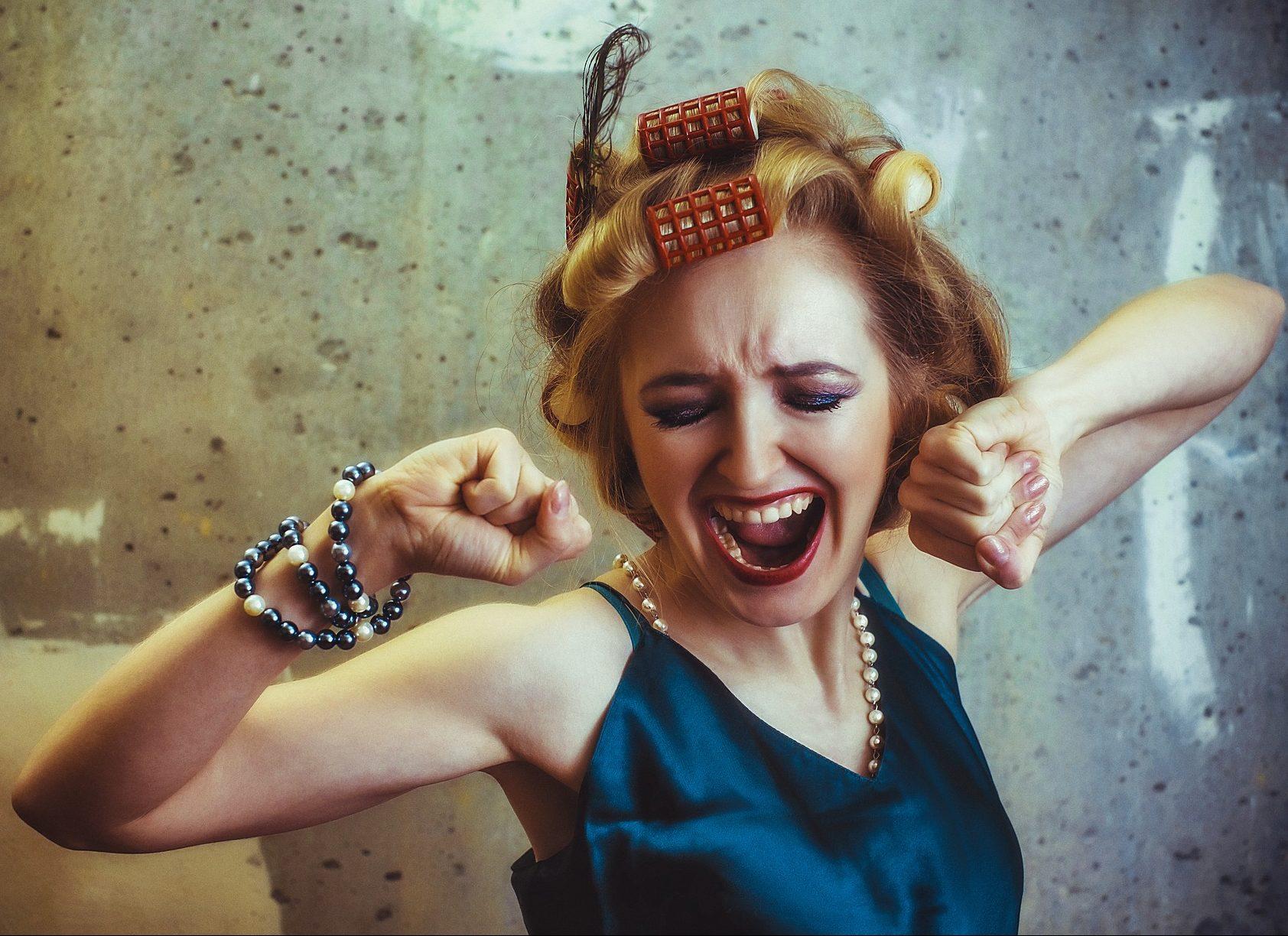 Histrioniczne zaburzenia osobowości