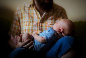 więź ojca z dzieckiem