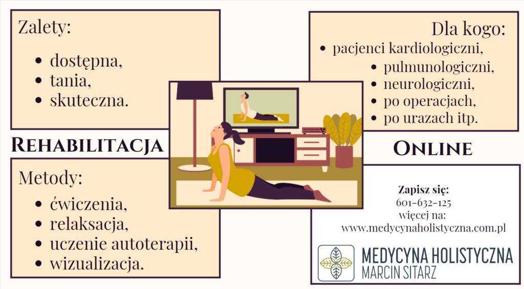 Fizjoterapia zdalna zalety, rehabilitacja zdalnie dla kogo, fizjoterapia zdalnie metody