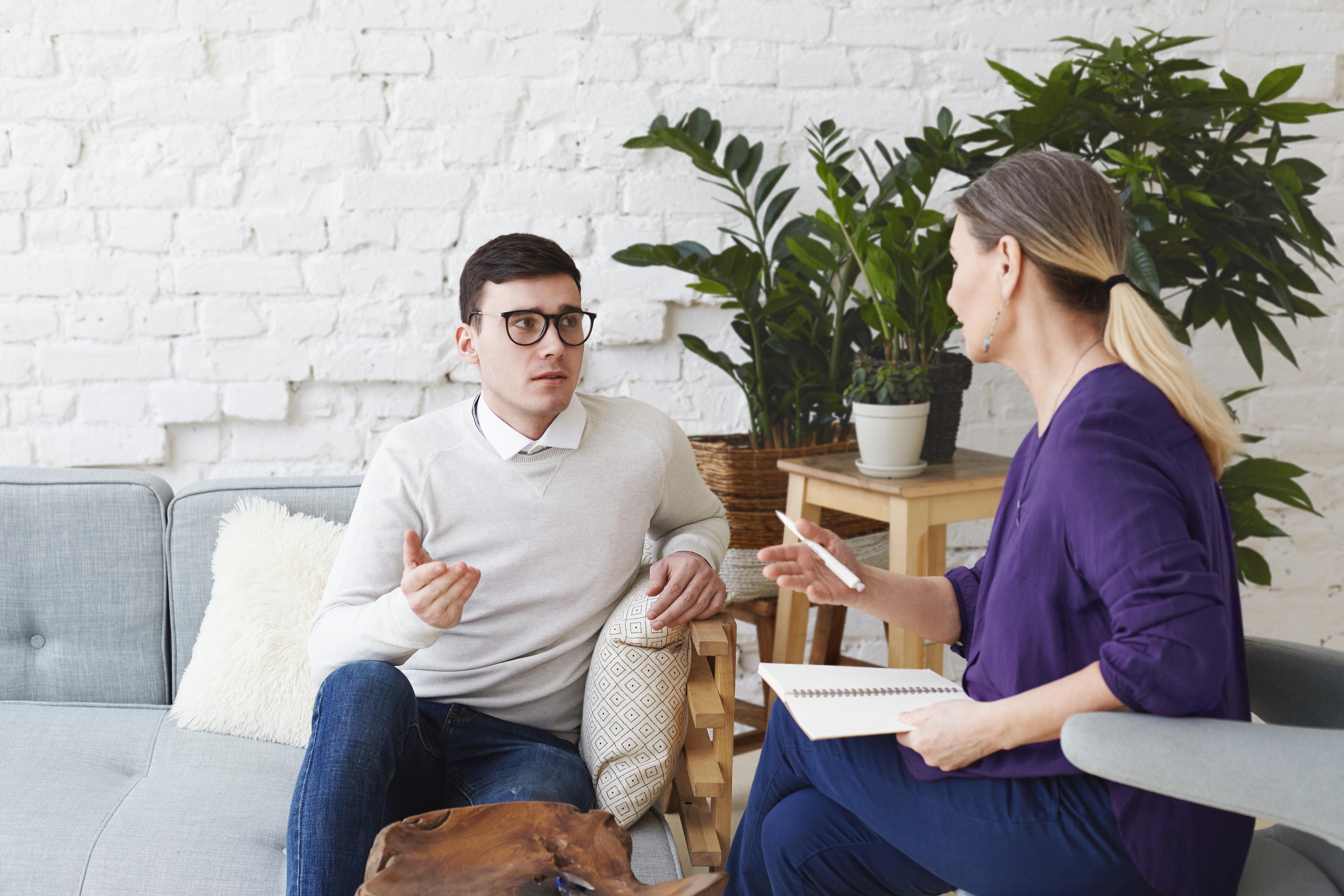 Jak zbadać skuteczność psychoterapii źródło: freepik